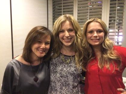 Head Bitches in Charge - Lindsay, Nina and Janna