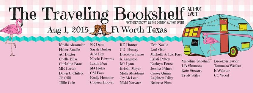 Traveling Bookshelf Latest