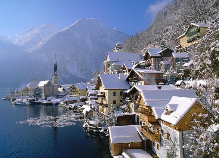 hallstat-austria-unesco-village-1